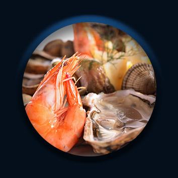 Notre sélection de coquillages et crustacés